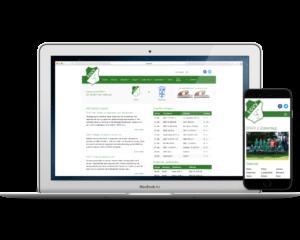Website EGVV