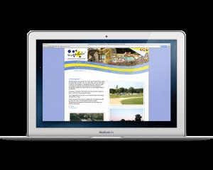 Website La Petite Brenne